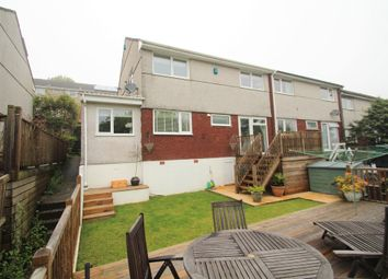 Thumbnail 3 bed end terrace house for sale in Grantley Gardens, Plymouth