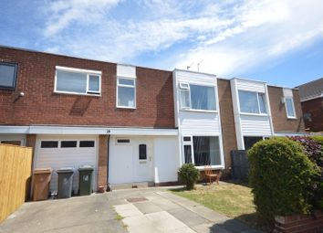 Thumbnail 4 bed terraced house for sale in Chiltern Road, Preston Grange, North Shields
