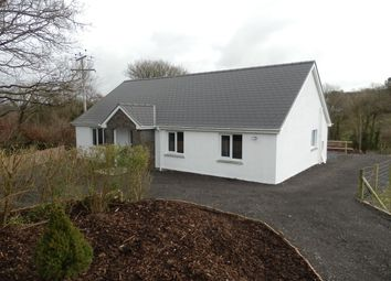 Thumbnail 3 bed bungalow for sale in Cae'r Gof, Mydroilyn, Nr Aberaeron
