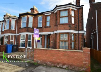 Thumbnail 3 bed end terrace house for sale in Cullingham Road, Ipswich