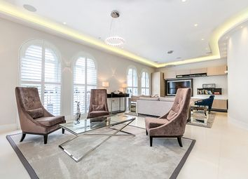 Thumbnail 3 bed flat to rent in Adiba House, Westbourne Gardens, London
