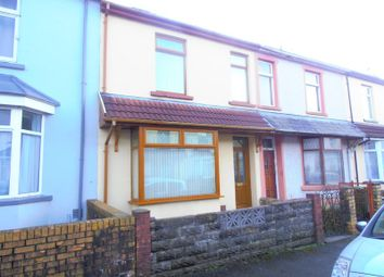 Thumbnail 3 bed property for sale in Broniestyn Terrace, Trecynon, Aberdare