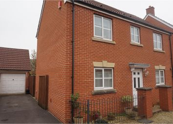 Thumbnail 3 bed detached house for sale in Dormeads View, Weston-Super-Mare