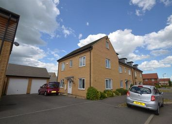 Thumbnail 4 bed property to rent in Woodward Drive, Gunthorpe, Peterborough