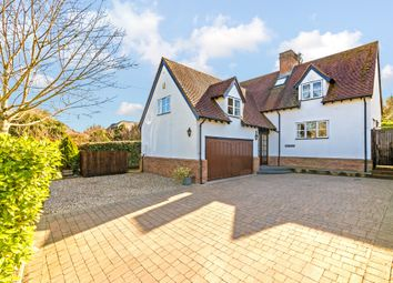 Thumbnail 3 bed detached house for sale in Great Hormead, Buntingford