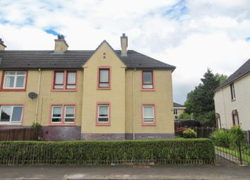 Thumbnail 3 bed flat for sale in Nelson Street, Baillieston
