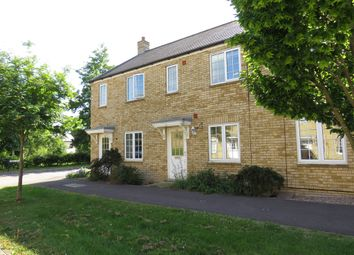 Thumbnail 2 bedroom terraced house for sale in New Hall Lane, Great Cambourne, Cambridge