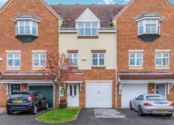 Thumbnail 3 bed town house for sale in Grady Drive, Woodfield Plantation, Doncaster