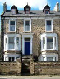 Thumbnail 1 bed flat to rent in Flat 3, 7 Pierremont Crescent, Darlington