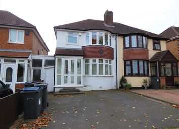 3 bed semi-detached house to rent in Sunnymead Road, Yardley, Birmingham B26