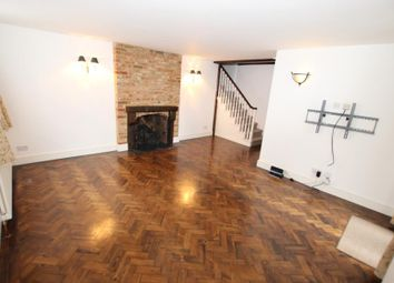 Thumbnail 3 bed end terrace house to rent in High Street, Chobham, Woking