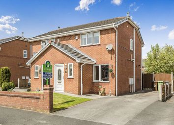Thumbnail 2 bed semi-detached house for sale in North Street, Ashton-In-Makerfield, Wigan