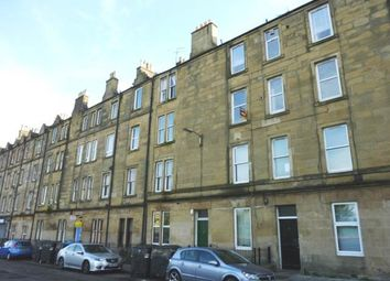 Thumbnail 1 bed flat to rent in Lindsay Road, Edinburgh