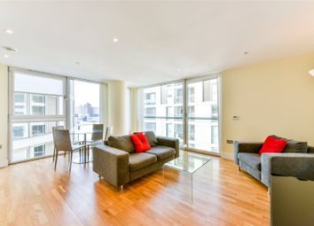 Thumbnail 1 bed flat for sale in Cobalt Point, 38 Milharbour, Canary Wharf, London