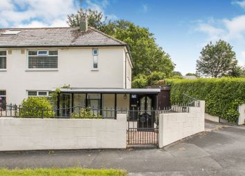 Thumbnail 2 bed semi-detached house for sale in Scotland Wood Road, Moortown, Leeds