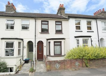 Thumbnail 3 bedroom terraced house for sale in Heathfield Avenue, Dover