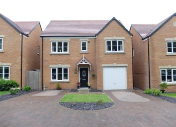 Thumbnail 5 bed detached house for sale in Glaramara Drive, Carlisle