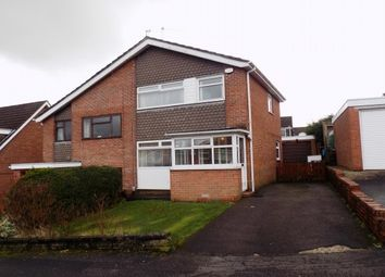 Thumbnail 4 bed semi-detached house to rent in Oakridge Avenue, Lisburn
