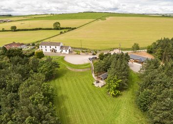 Thumbnail 5 bed farmhouse for sale in Greenfield Farm, Cornsay, County Durham