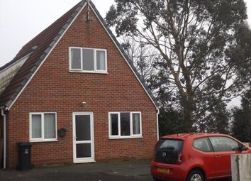 Thumbnail 4 bedroom detached house for sale in Churchill Road, Parkstone, Poole