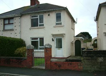 Thumbnail 3 bed semi-detached house for sale in Lingfield Avenue, Aberavon