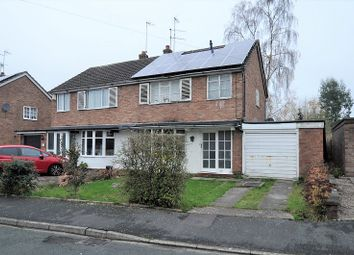 Thumbnail 3 bed semi-detached house for sale in 29 Chessington Crescent, Trentham, Stoke-On-Trent