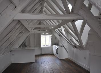 Thumbnail 2 bed flat to rent in Second Floor Flat, The Priory, Barnstaple