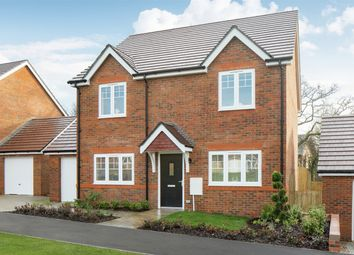 Thumbnail 4 bedroom detached house for sale in Mansfield Business Park, Lymington Bottom Road, Medstead, Alton
