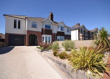 Thumbnail 4 bedroom semi-detached house for sale in Park Lake Road, Poole, Dorset