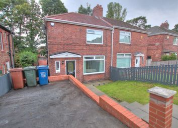 Thumbnail 2 bed semi-detached house for sale in Denhill Park, Condercum Park, Newcastle Upon Tyne