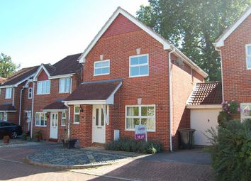 Thumbnail 3 bed detached house to rent in Nightingale Close, Manor Park, Epsom