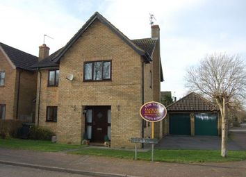 Thumbnail 4 bed detached house for sale in Dairy Close, West Haddon, Northampton