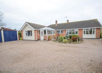 Thumbnail 3 bed detached bungalow for sale in Church Lane, Willoughby On The Wolds, Loughborough