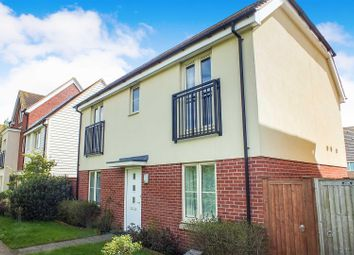 Thumbnail 4 bed detached house for sale in Whitchurch Walk, Eynesbury, St. Neots