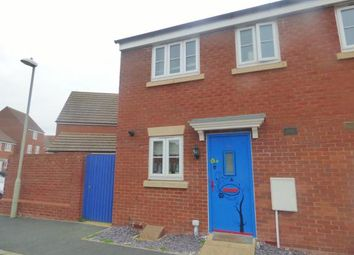 Thumbnail 2 bed semi-detached house for sale in Wagon Way, Gloucester, Gloucestershire