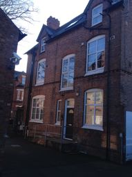 Thumbnail 1 bed flat to rent in Saxby Street, Leicester