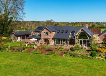 Thumbnail 6 bed detached house for sale in Wolfs Lane, Chawton, Alton, Hampshire