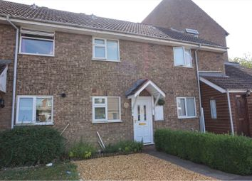 Thumbnail 2 bed terraced house for sale in Shortland, Huntingdon