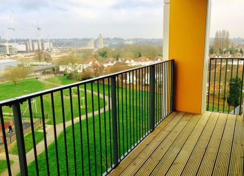 Thumbnail 3 bedroom flat to rent in Chronicle Avenue, London