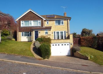 Thumbnail 4 bed detached house for sale in Watton Gardens, Bridport, Dorset