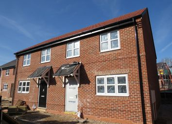 Thumbnail 3 bed semi-detached house for sale in Marton Road, Long Itchington, Southam