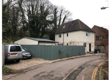 Thumbnail 3 bed detached house for sale in Normansfield, Dunmow