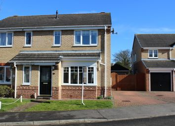 Thumbnail 3 bedroom semi-detached house for sale in Kirkby Avenue, Selby