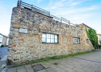 Thumbnail 2 bed flat for sale in Victoria Street, Totnes, Devon