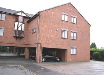 Thumbnail 1 bed flat to rent in Granville Gardens, Coventry Road, Hinckley, Leicestershire