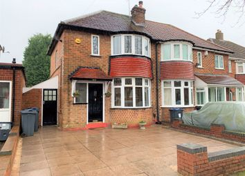 Thumbnail 2 bed semi-detached house for sale in Kingshurst Road, Northfield, Birmingham
