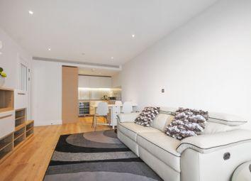 Thumbnail 1 bed flat to rent in Riverlight Quay, Nine Elms Lane, Vauxhall
