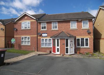 Thumbnail 2 bed terraced house for sale in 11 St Giles Close, Wellington, Telford