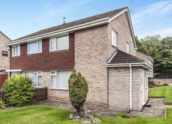 Thumbnail 3 bed semi-detached house to rent in Thorntons Close, Pelton, Chester Le Street