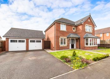 Thumbnail 4 bed detached house for sale in Inglefield, Hartlepool